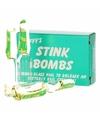 Stink bommetjes flacons