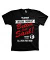 Zwart Breaking Bad In Legal Trouble t-shirt
