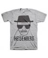 Grijs Heisenberg Sketch t-shirt