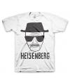 Wit Heisenberg t-shirt