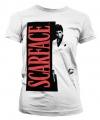 Wit Scarface Poster girly t-shirt