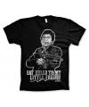 Zwart Scarface Say Hello to My Little Friend t-shirt