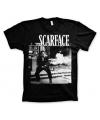 Zwart Scarface Wanna Play Rough t-shirt