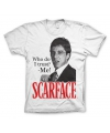 Wit Scarface Who Do I Trust t-shirt