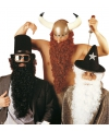 Baard met snor viking