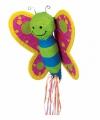 Lichtroze vlinder pinata