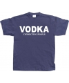 Blauw Vodka t-shirt