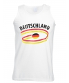 Top met vlaggen thema Deutschland heren