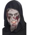Tube zombie schmink